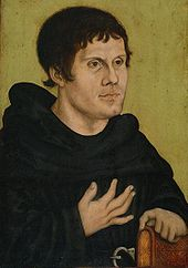 a biography of martin luther an augustinian monk turned professor One of the men god raised up to lead the reformation was a german monk named martin luther (not to be confused with martin luther king) martin luther was born in 1483 in saxony (east germany) his father was a copper miner who wanted young martin to pursue a law degree.